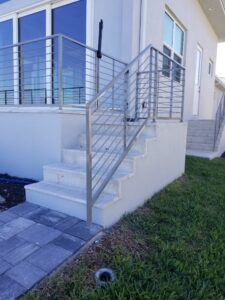 Residential Custom Railings